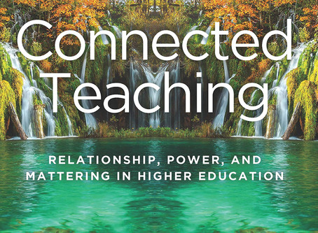 Our chat with Dr. Schwartz about student-teacher relationships