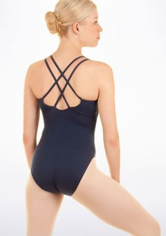 Capezio CC123 Double Back Leotard