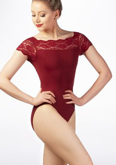 So Danca E-10945 Lace Leotard