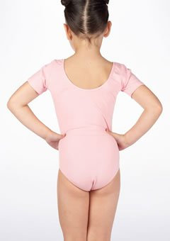 Chloe Short Sleeve RAD Leotard