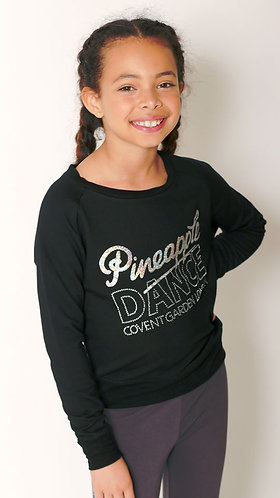 Pineapple Dance Slouchy Top