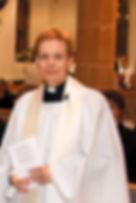 Rev Imogen Falvey, Priest in Charge