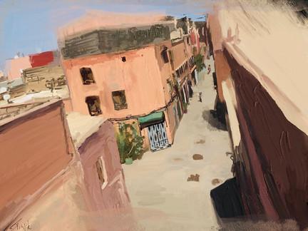 Riad View
