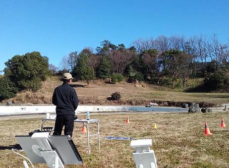 2020年1月9日10日 JUIDA認定 無人航空機操縦技能コース開催