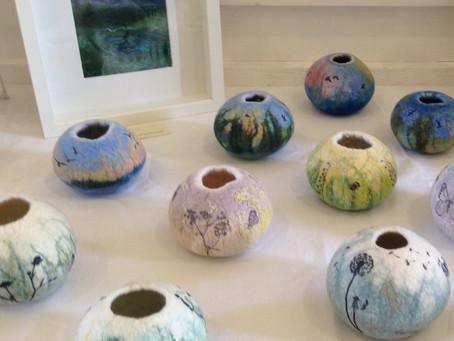 Dales Inspired Exhibition, Masham