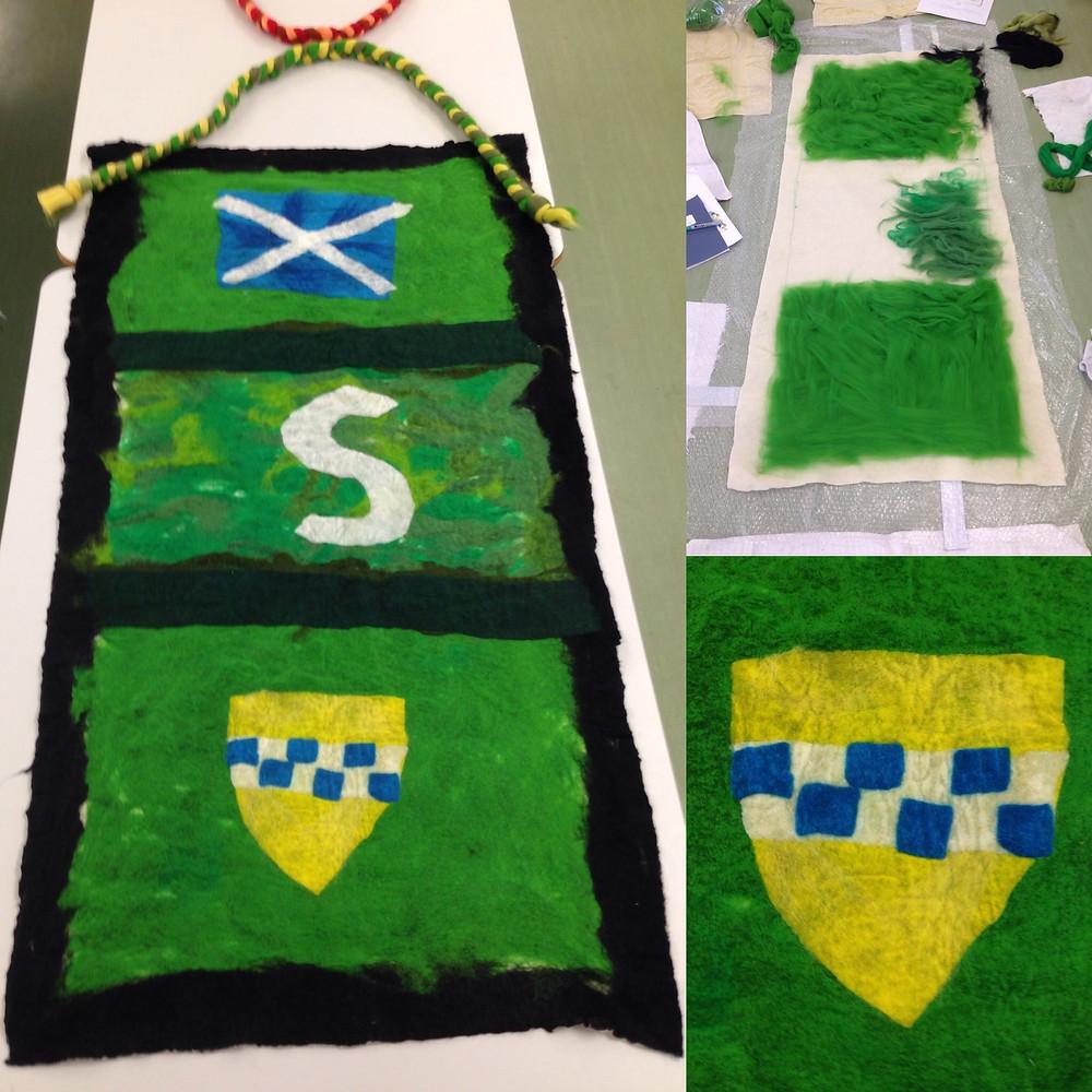 Stuart's Banner