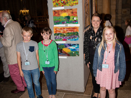 Great North Art Show @ Ripon Cathedral