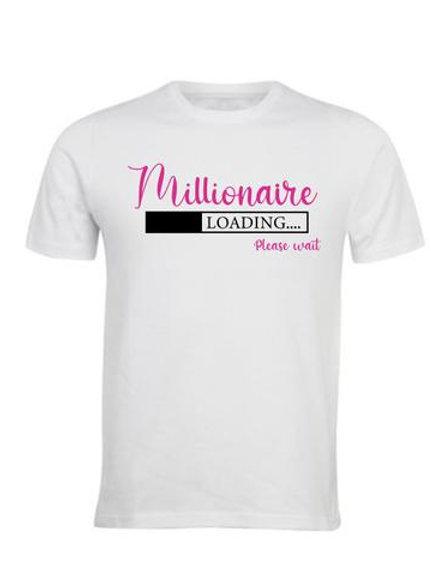 Millionaire  T-Shirt