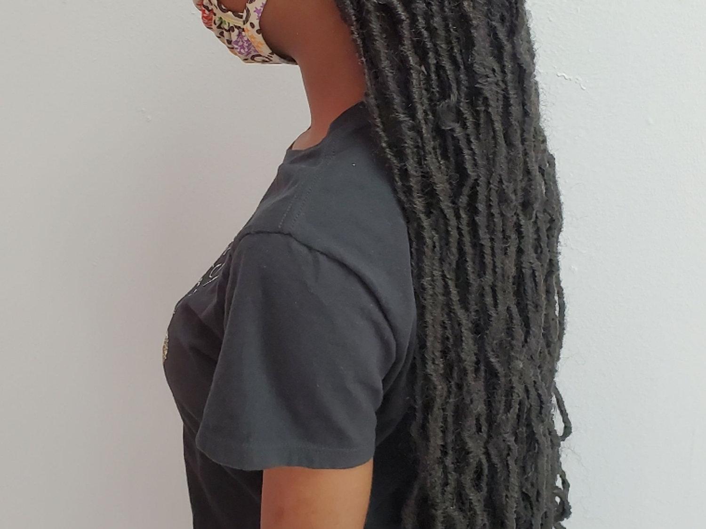 Individual Crochet Locs