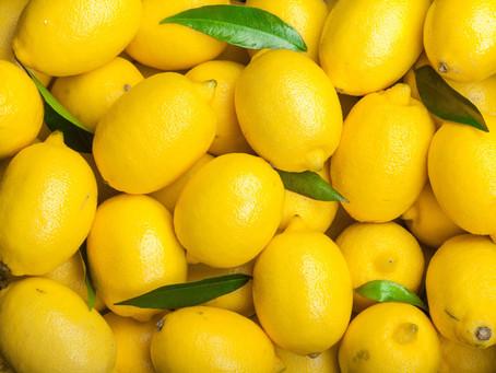 Do you feel life has given you lemons during Coronavirus lockdown?