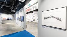 Tallinnas avati Kalev Mark Kostabi galerii.