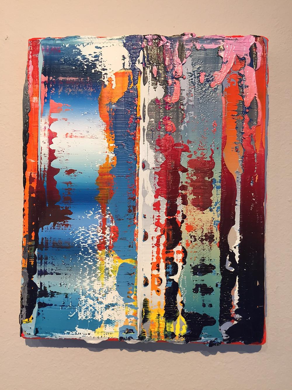 """Töö näituselt """"Flamma et Aqua"""""""