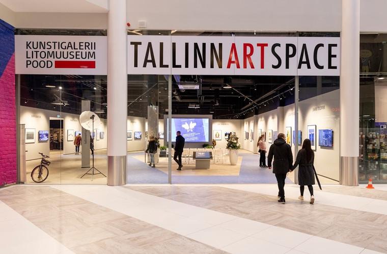 EV100 vabadusekunst kogus uues galeriis esimeste päevadega üle 20 000 vaataja