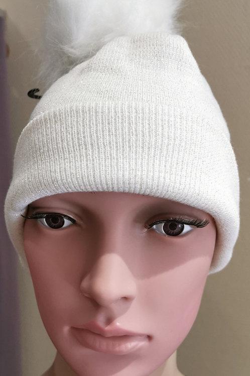 Bonnet à paillettes