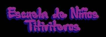titulo_escuela_de_niños_titiriteros_va