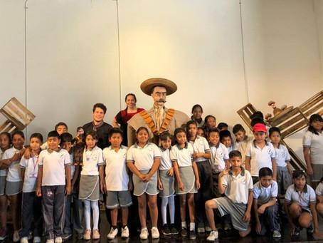 ¿Sabes quién es Emiliano?, 19 de febrero, Yautepec, Morelos