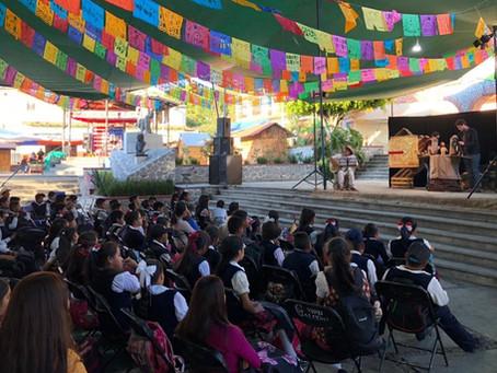 ¿Sabes quién es Emiliano?, 27 de febrero, Tetela del Vocán, Morelos