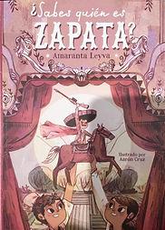 libro sabes quién es Zapata.jpg