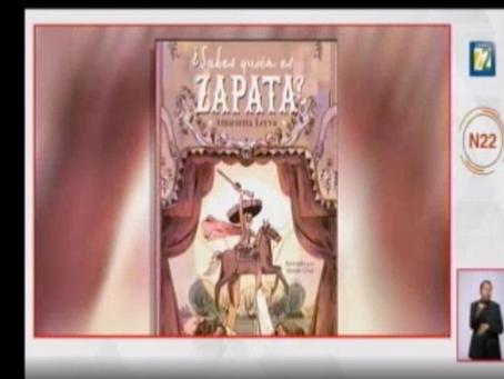 La cabalgata de Zapata en los medios