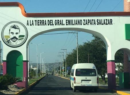 ¿Sabes quién es Emiliano?, 11 de febrero, Anenecuilco, Morelos