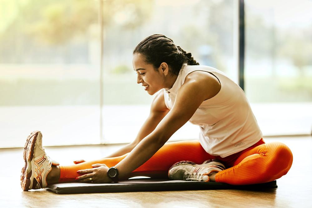 Cómo hacer buenos estiramientos después de entrenar