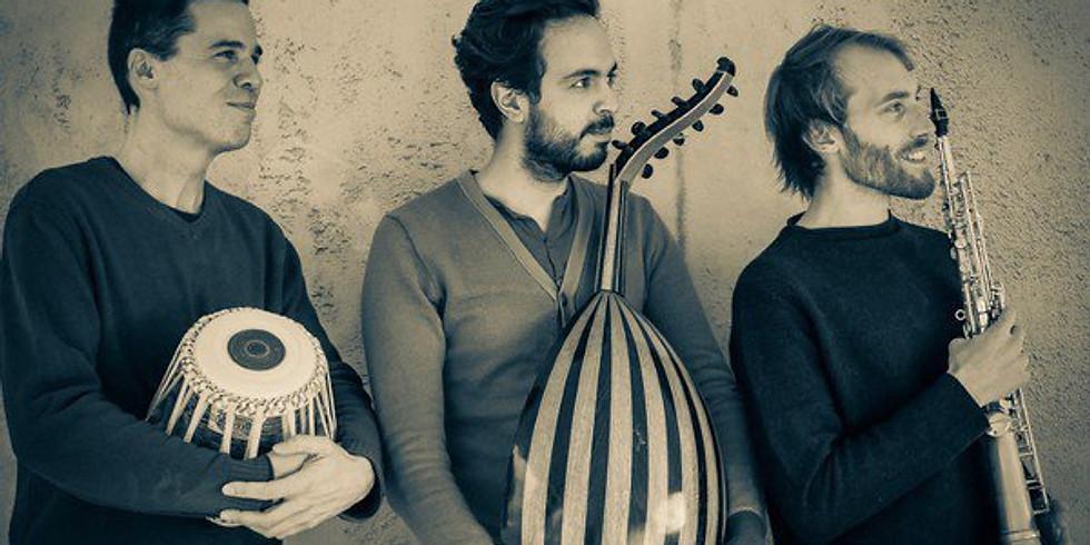 Trio Jazz Saouta