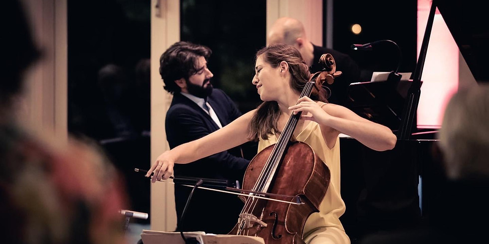 Midnight in Paris, Camille Thomas & Julien Brocal | VIRTUEL