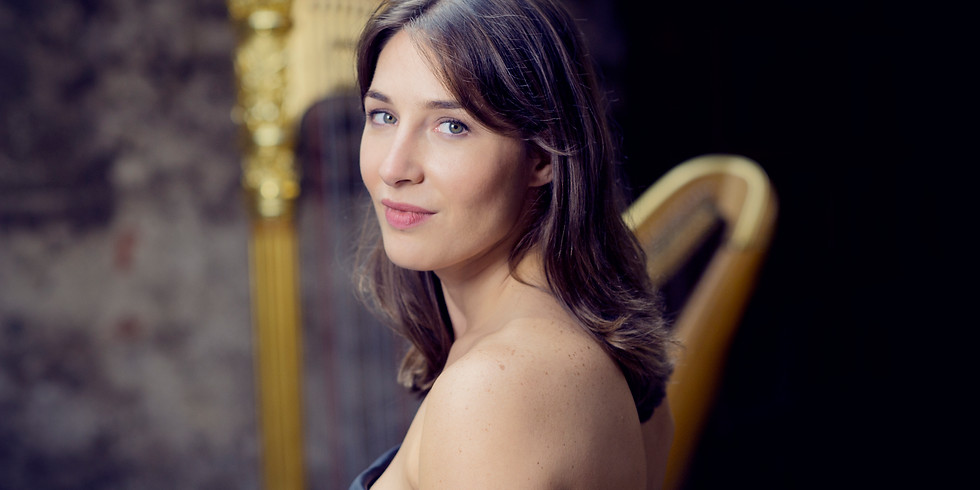 Anaïs Gaudemard - Harpe