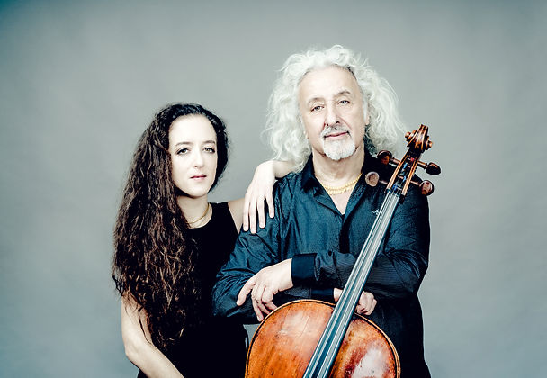 Mischa & Lily Maisky