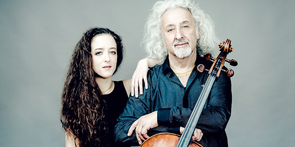 Mischa et Lily Maisky