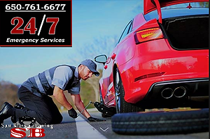 24 hour road side assistance, emergency