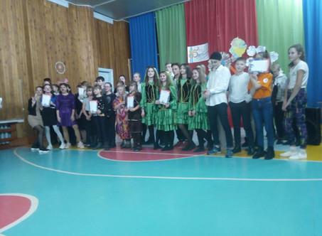 Школьный фестиваль «Танцы и песни Народов Красноярского края»