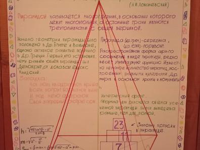 Всемирный День Математики.
