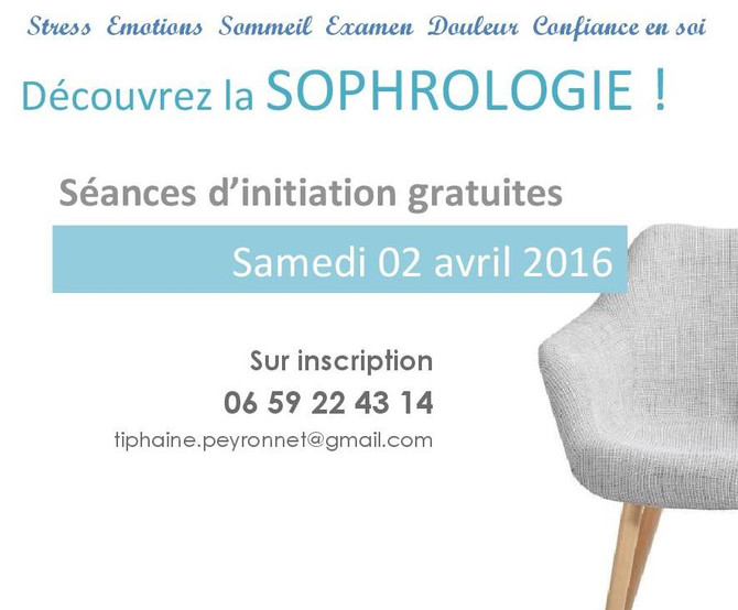 Séances de sophrologie gratuites
