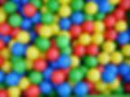 Pelotas Plasticas, piscina, Aire Comprimido, Pelotas de Colores, 7cm