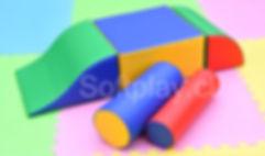 SoftPlay | Junji | Modular | Circuito Parvulo Lactante