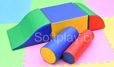 SoftPlay   Junji   Modular   Circuito Parvulo Lactante