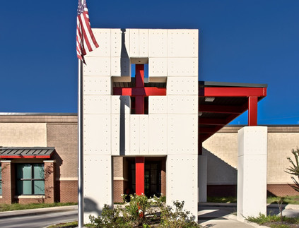 Red Cross Capitol Area HQ
