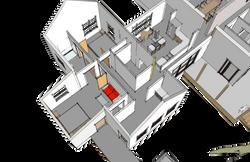 Webster House 3D Floorplan