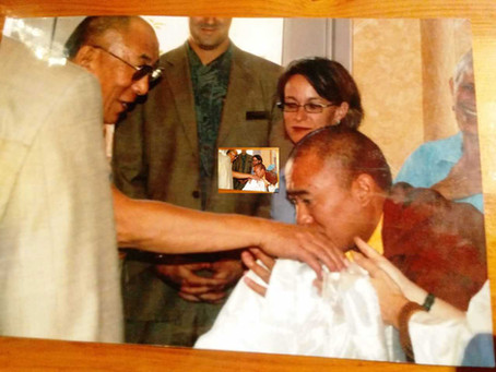 THƯ MỜI Thuyết GiảngPhật Pháp  Cùng Thuợng Sư Tây Tạng Lama Dawa Saturday 9 and Sunday 10 December