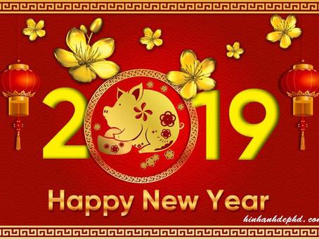 Invitation to New Pig Year of 2019 with Tibetan Lama Dawa at Nimbus Compassion Meditation Center in