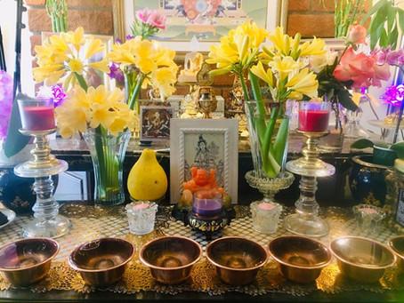 Nghi thức Kỷ niệm Ngày Phật nhập Niết Bàn Thứ Năm 21 Tháng 3,  2019 ngày Rằm tháng Hai Âm lịch