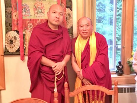 INVITATION to The Green Tara, Amitaba & Great Compassion Chenrezig Buddhas, Thirty Five Buddhas