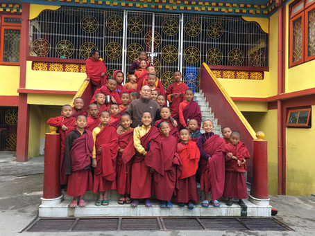 Benefits of Helping Building an International Buddhist Monastery/Temple in Orange County for Tibetan