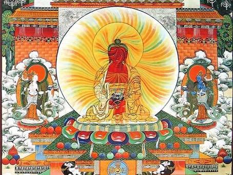 Invitation to The Initiation of AMITABHA Buddha on December 12, 2019 Lễ Quán Dảnh Đức Phật A Di Đà