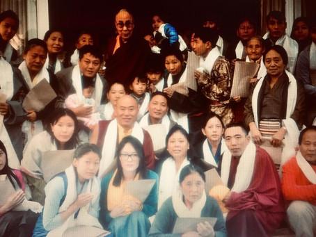 Invitation to Buddha & Ngondro prayers with Tibetan Lama Dawa in June 29 & 30 2019
