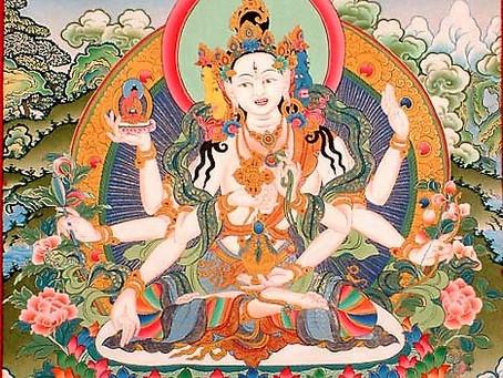 THƯ MỜI Tham Dự Lễ Quán Đảnh & Gia Trì  Đức Phật Đỉnh Tôn Thắng Đà La Ni với Thuợng Sư Tây Tạng