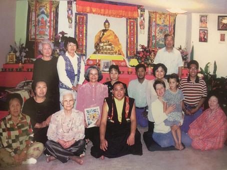 THƯ MỜI Thuyết GiảngPhật Pháp  Cùng Thuợng Sư Tây Tạng Lama Dawa. Invitation to Lama Dawa's Dha