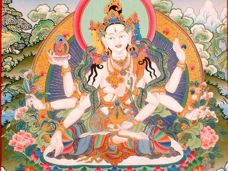 INVITATION to Namgyalma Empowerment and Initiation with Tibetan Lama Dawa on Sunday 1st April 2018 a