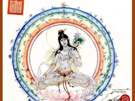 INVITATION to The White Tara Empowerment and Initiation with Tibetan Lama Dawa on Saturday September